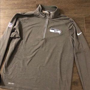 Men's Nike Seahawks pullover